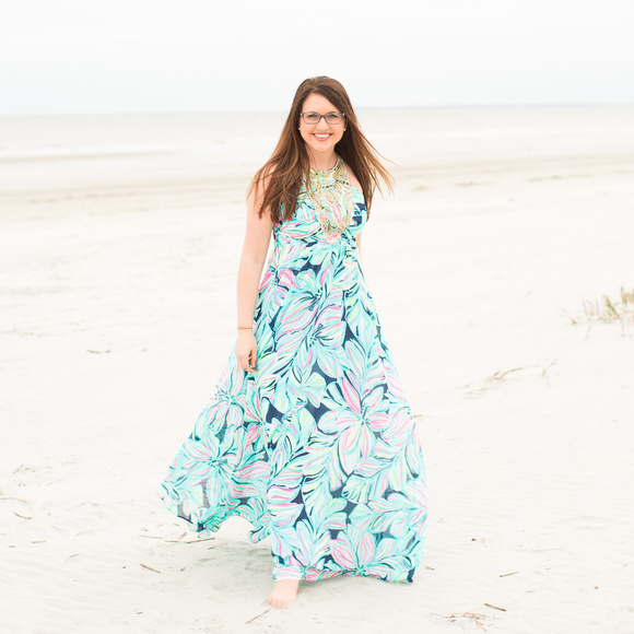 e078066cf6f319 Lilly Pulitzer Dresses & Skirts - Lilly Pulitzer Lannette Maxi Dress